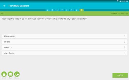 Learn SQL 3.0.3 screenshot 262659