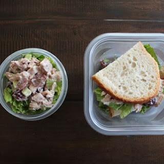 Cranberry Sauce Chicken Salad Recipes