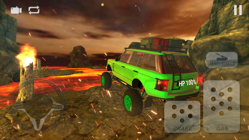 Offroad Sim 2020: Mud & Trucks screenshot 9
