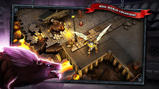 SoulCraft - Action RPG (free) screenshot 3