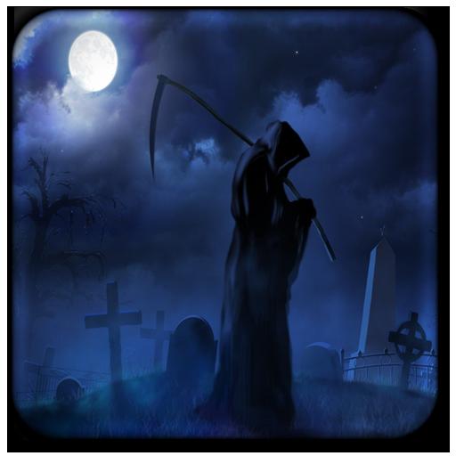 死神动态壁纸 個人化 App LOGO-APP試玩
