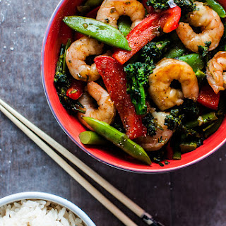 Healthy Shrimp With Vegetables Recipes