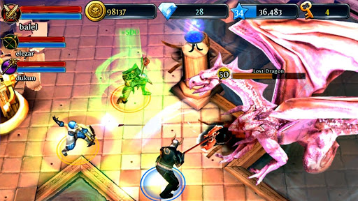 Dungeon Hunter 3 screenshot 7