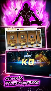 League of Fighters Screenshot