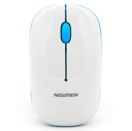 Chuột máy tính Newmen F278 Wireless (Trắng)