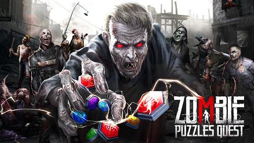 Zombie Puzzles Quest 5.0.15 screenshots 1