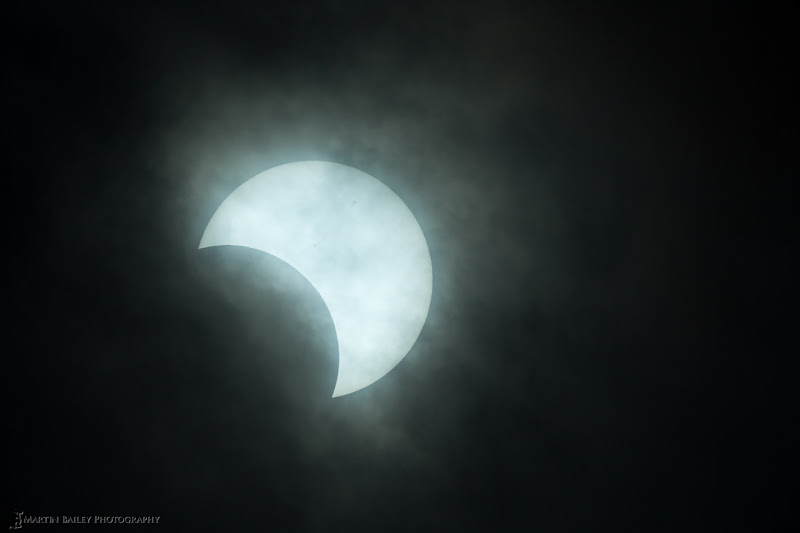 Photo: This is the Annular Eclipse of May 21 2012.
