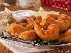 Southern Fried Shrimp Recipe