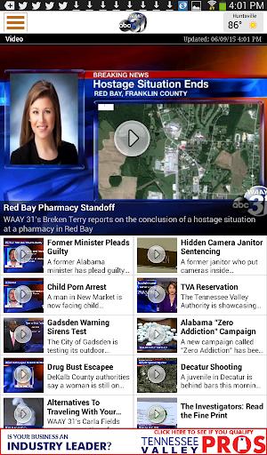 玩新聞App|WAAY TV App for Android免費|APP試玩