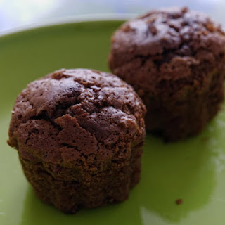 Chocolate Chip Cake Mix Muffins.