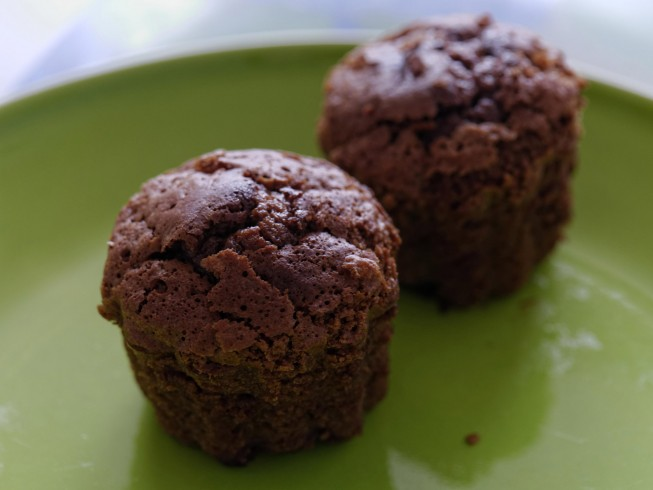 Chocolate Chip Cake Mix Muffins Recipe