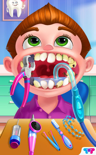 Dentist Mania: Doctor X Clinic - screenshot