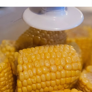 Slow Cooker Creamy Dill Corn on the Cob.