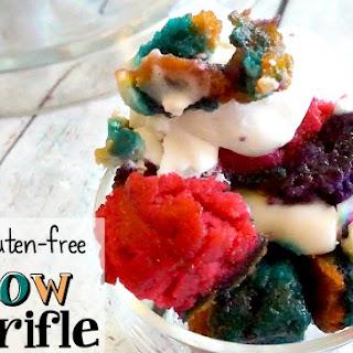 Gluten-Free & Vegan Rainbow Trifle
