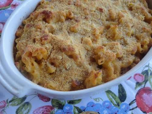 Jason's Drunken Beer & Bacon Mac and Cheese Can you cook crispy...