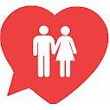 Sevgili Bul - Arkadaş Ol Buluş Sevcen Chat icon