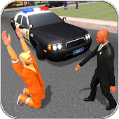 Police Cops and Robbers: Criminal Case 3D