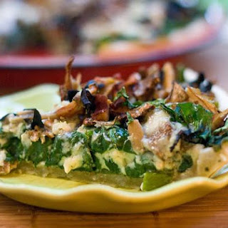Mouthwatering Mushroom Pie
