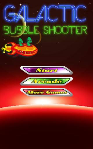 Galactic Bubble Shooter