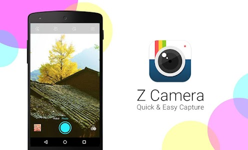 Z Camera: Photo, Selfie, Video v1.3