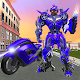 Download US Moto Robot Transform Shooting Game For PC Windows and Mac