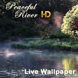 Peaceful River HD LWP download
