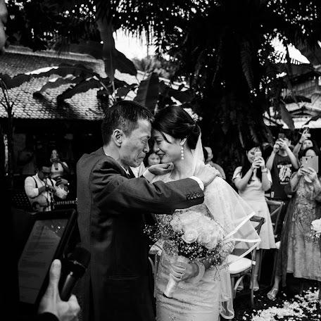 Fotógrafo de bodas Andra Lesmana (lesmana). Foto del 16.01.2018