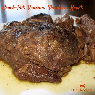 Crock-Pot Venison Shoulder Roast Recipe