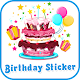 Download Birthday Stickers For whatapps. For PC Windows and Mac