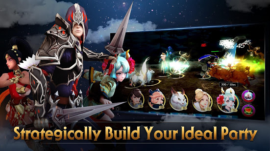 Hack Game Savior Saga: Idle RPG apk free