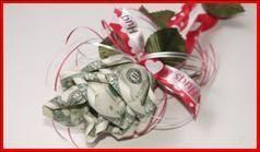 Photo: Long stem money rose