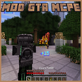 Mod GTA For MCPE