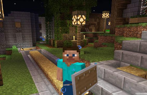 Shield and armor for Minecraft 2.3.3 screenshots 3