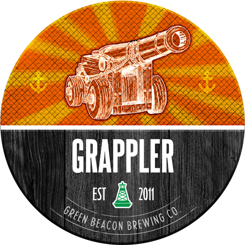 Logo of Green Beacon Grappler Pilsner