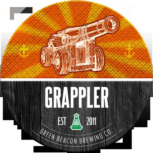 Logo of Green Beacon Grappler Pilsner