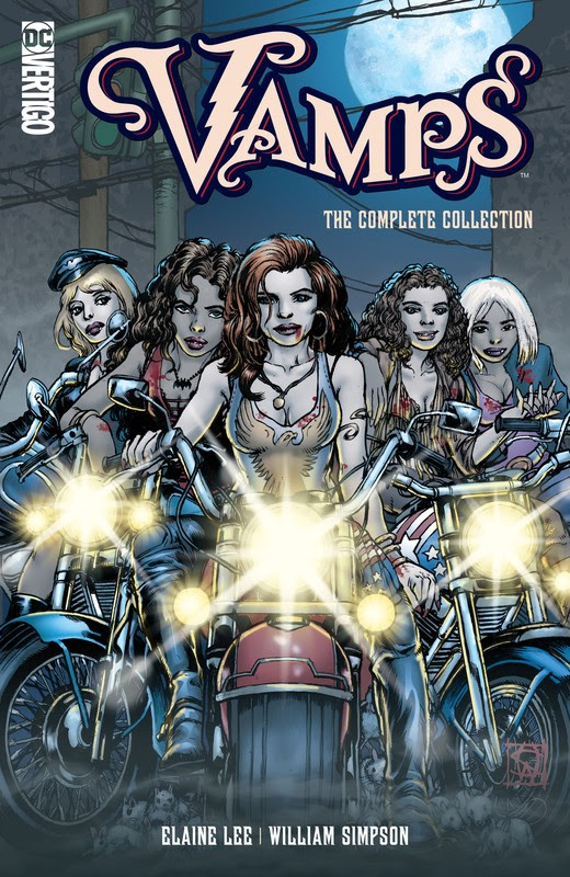 Vamps: The Complete Collection (2019)