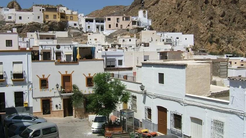 Imagen de archivo del municipio de Alboloduy.