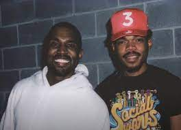 Kanye in Chicago to work on Chance the Rapper's new album   Consequence of  Sound