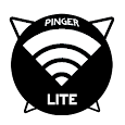 PING GAMER Lite - Anti Lag For Mobile Game Online icon