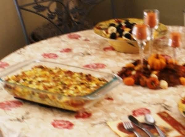 Omelet Casserole Recipe