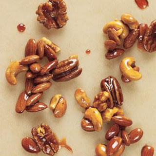 Easy Candied Nuts