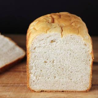 Bread Machine Buttery Bread.