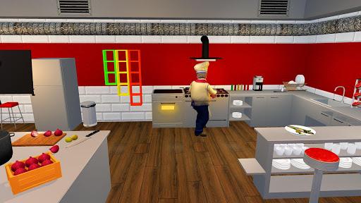 Cooking Spies Food Simulator Game 4.1 screenshots 4