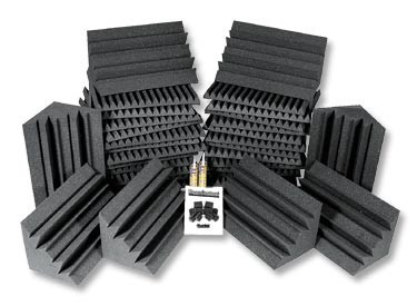 Auralex Roominator treatment kit