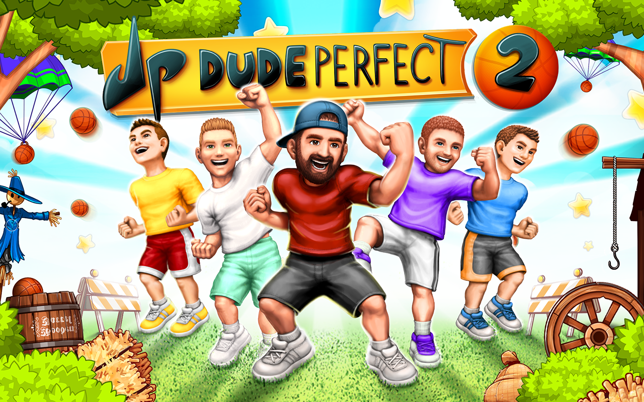 Dude Perfect 2- screenshot