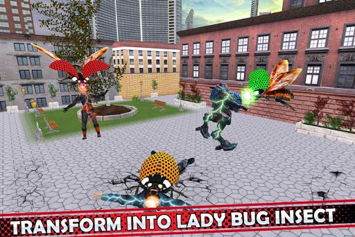 Multi Lady Bug vs Robotic Villains for PC
