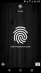 AppLock: PIN,Pattern & Fingerprint Support - náhled