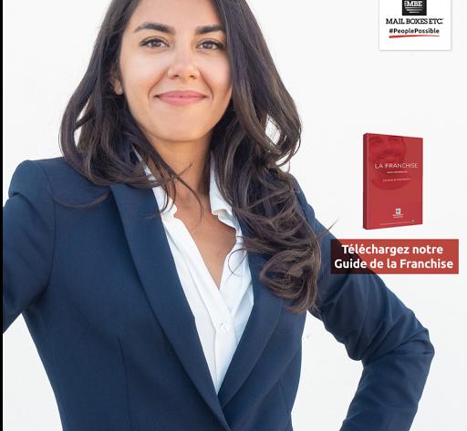 Le guide  Comme Elles  entrepreneure en franchise