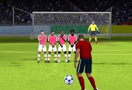 Fotbalové penalty 2016 - náhled