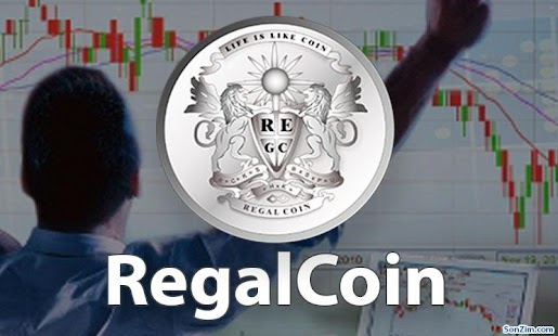 Regalcoin Application Online - náhled